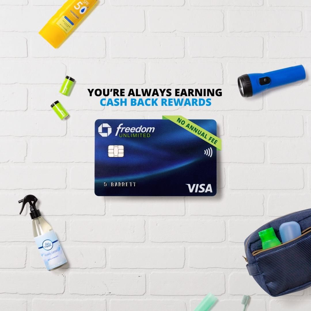 Earn 3 Cash Back At Drugstores Video In 2021 Earnings Chase Freedom Free Energy