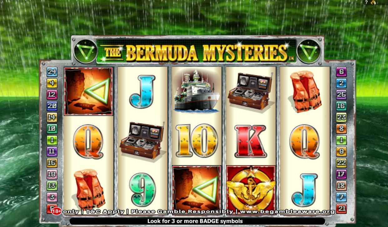 Enjoy fantastic wins on the adventurous and mystery filled
