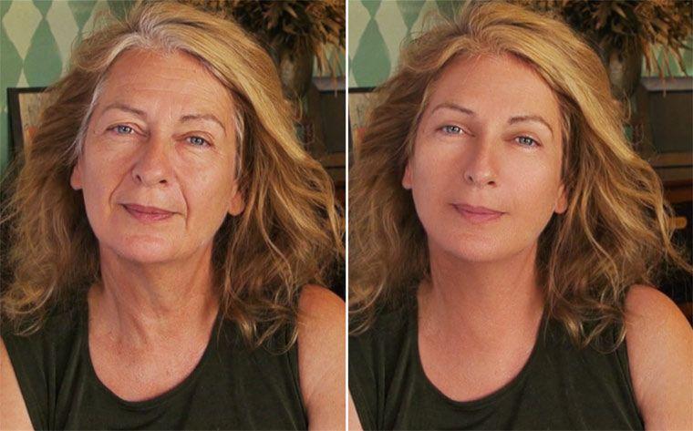 Age Reduction – Faire rajeunir une femme grâce aux effets spéciaux