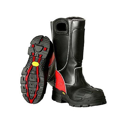 883a067ea Fire-Dex: Leather Pull-On Structural Fire Boot, NFPA 1971 #TheFireStore
