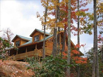 Vacation Rentals. Smoky Mountains CabinsMountain CabinsLog ...