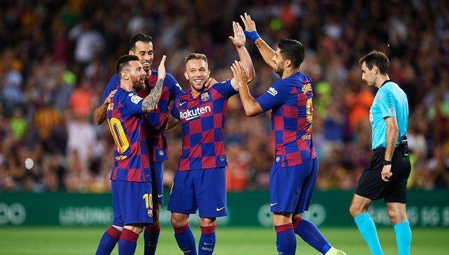 موعد مباراة برشلونة اليوم ضد إنترميلان والقنوات الناقلة موقع سبورت360 يلعب برشلونة الإسباني مساء اليوم الأربعاء أمام Lionel Messi Barcelona Usa Soccer Women