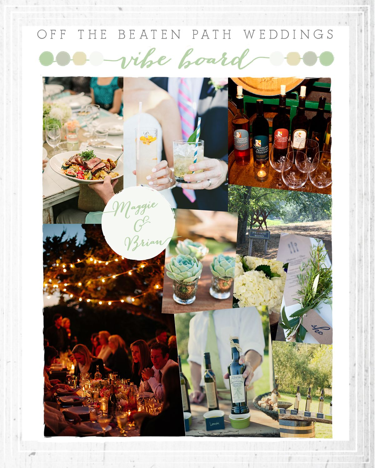 Maggie brianus innocently rustic wine country wedding by off the