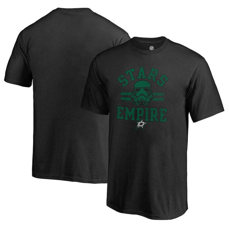 c679da7a Dallas Stars Fanatics Branded Youth Star Wars Empire Tri-Blend T-Shirt –  Black