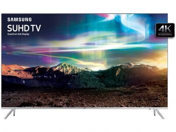 "Smart TV LED 49"" Samsung 4K Ultra HD - 49KS7000 Conversor Digital 4 HDMI 3 USB"