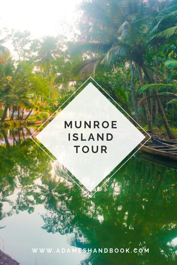 A Serene Ride In Munroe Island Kerala Island Tour Island Travel Island