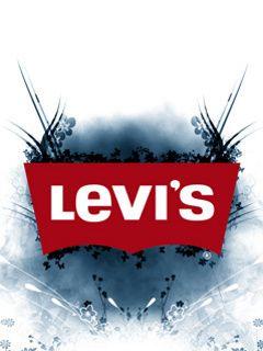 Levis Logo Mobile Wallpaper | Levi strauss jeans, Levis ...