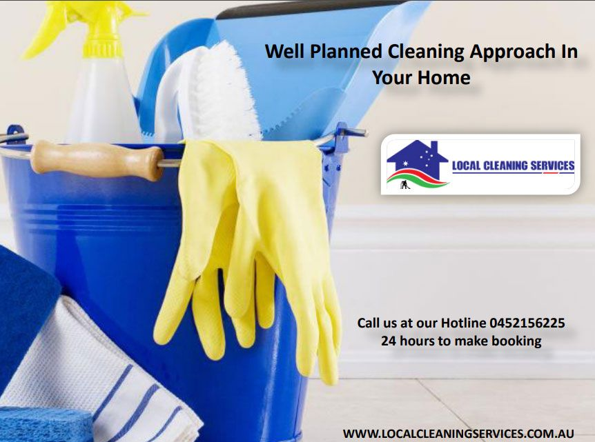 Local House Cleaning is always after quality results We believe