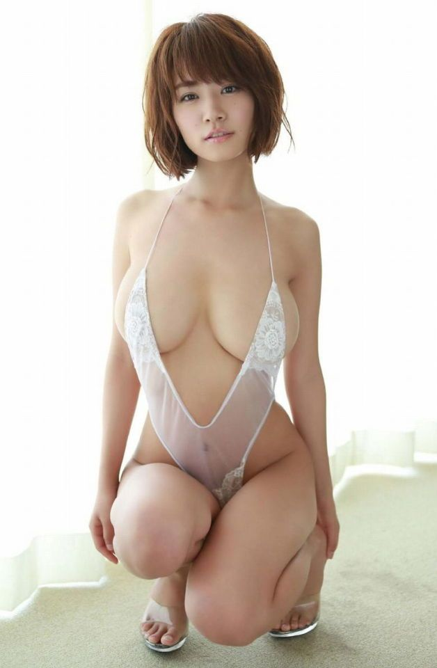 Sexy Asians In Lingerie
