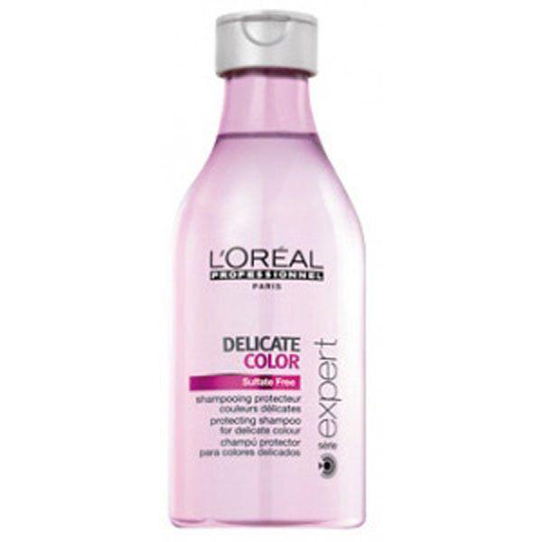 Loreal Professional Delicate Color Shampoo Color Shampoo Shampoo Loreal