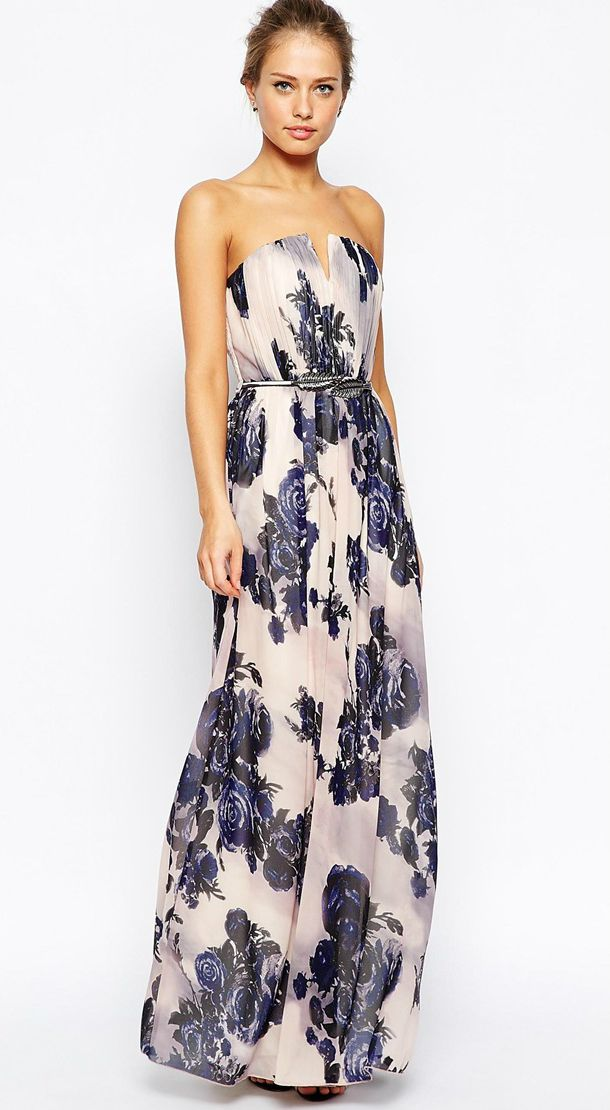 Maxi Dresses for Wedding Guests | Pinterest