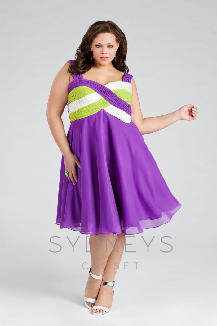 Just In! Bold Strokes, Sydney\'s Closet style SC3030, color-blocked ...