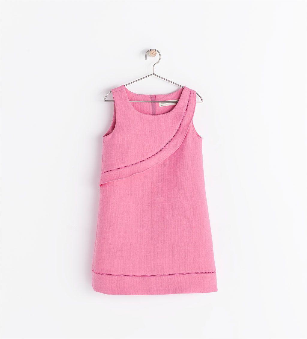 $45.90 FRILLED DRESS from Zara