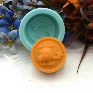 Features: 2D  Finished Shape: Animal  Cavities: 1  Heat-resistant temperature: -40℃ ~ +230℃  Material: Silicone  Type: Soap Molds  Dimensions(cm): 7.0*7.0*3.3  Finished Size(cm): 5.5*5.5*2.7 $4.99