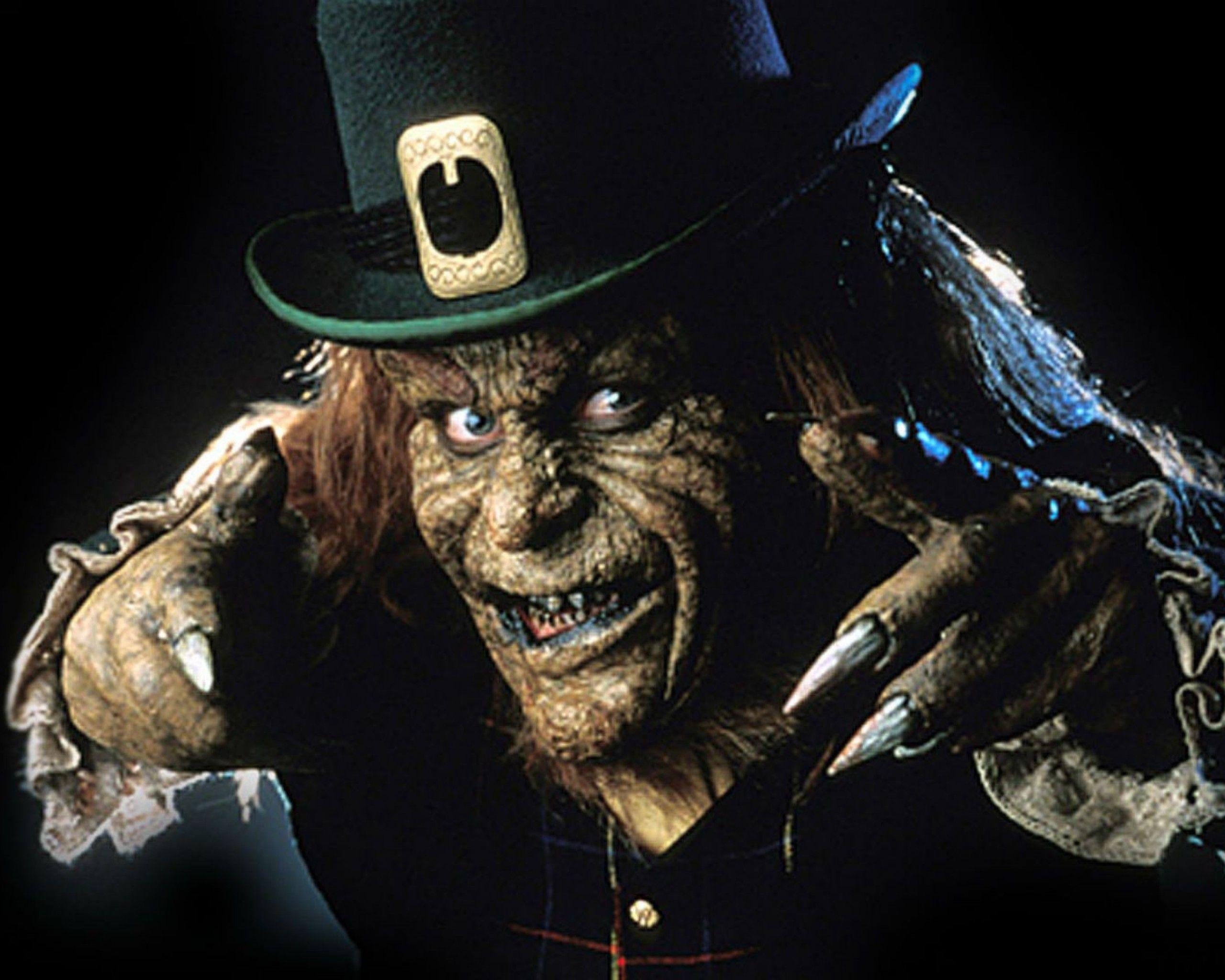 Leprechaun Movie Wallpapers As Horror Movies Scariest Leprechaun Movie Horror Movies