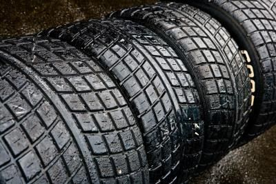 How to Cut Rubber Tires | Food & Garden | Used tires, Tire