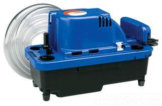 Condensate Pump 554550 Vcmx 20ulst Little Giants Drain Pump Air Conditioning Equipment