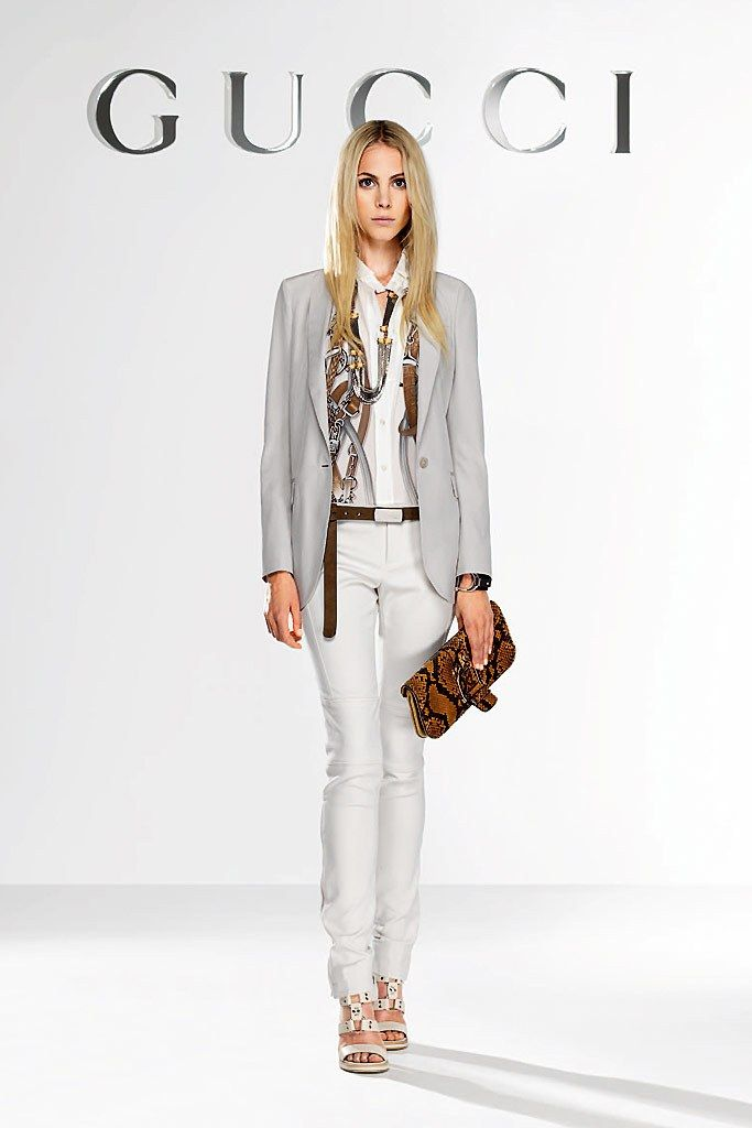 Gucci Resort 2011 Collection Photos - Vogue