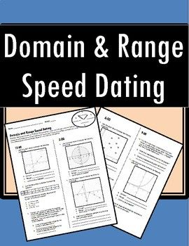 speed dating mathematics