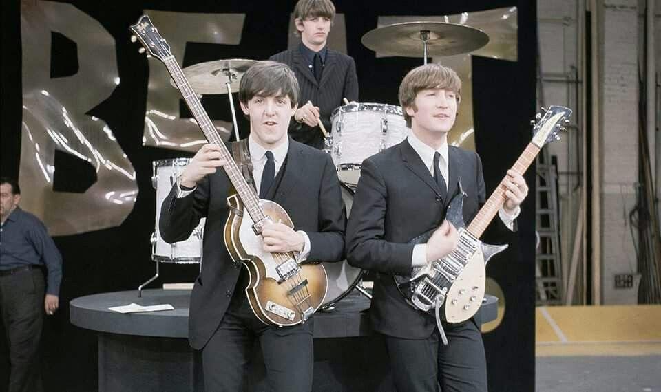 The Beatles Beatles Rock Clasico Fotos Ineditas