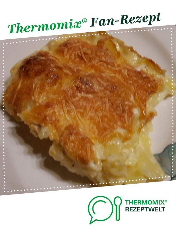 Kartoffel gratin rezept thermomix