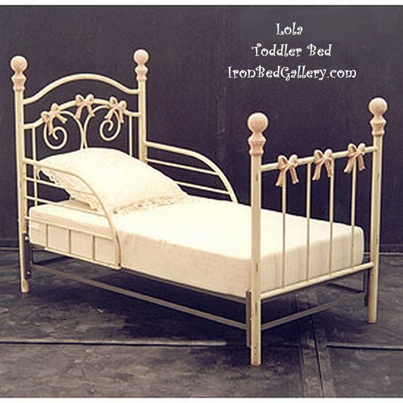Wrought Iron Toddler Bed Kid Beds Vintage Toddler Bed Bed