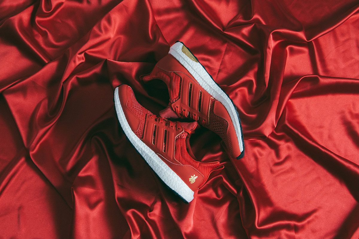 """Eddie Huang x adidas Ultra Boost """"Chinese New Year"""""""