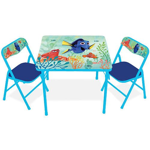 Disney Pixar Finding Dory Activity Table Set - Kids Only ...