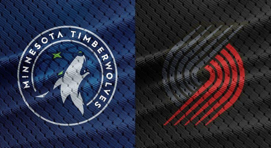 Картинки по запросу timberwolves vs blazers