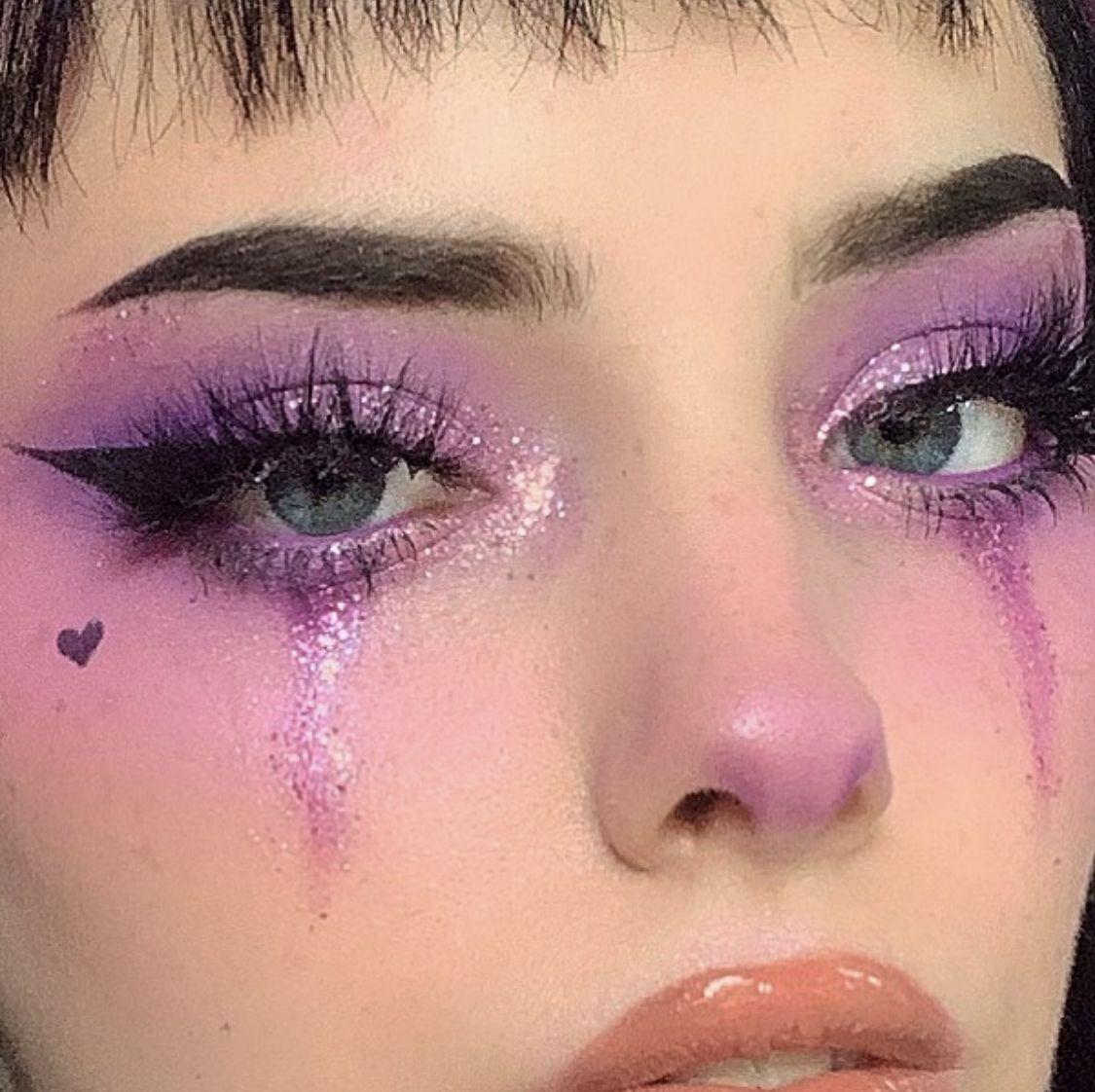 16 euphoria makeup ideas