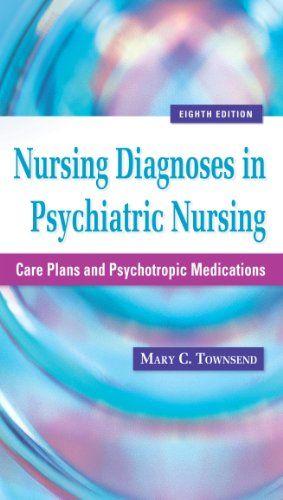 Bestseller Books Online Nursing Diagnoses in Psychiatric Nursing - care plan