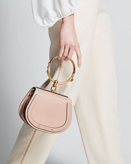 db7384bc7117 Chloe Nile Small Bracelet Crossbody Bag in 2019