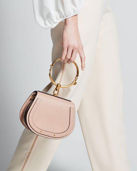 Nile Small Bracelet Crossbody Bag | Pinterest: Natalia Escaño