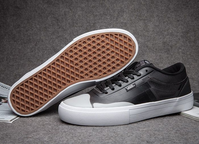 Vans AV Rapidweld Pro Lite Black White Leather Skate Shoe  Vans Vans Old  Skool 08dcda4d6c
