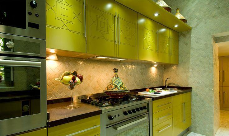 La décoration contemporaine d\u0027inspiration marocaine Pinterest