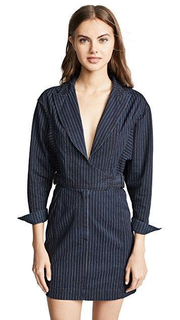 Gia Wrap Dress Wrap Dress Dresses Jeans Dress
