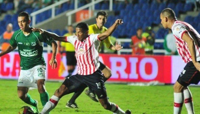Ver partido Atletico Junior vs Deportivo Cali en vivo -