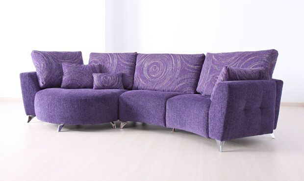 Lauren Modular Fabric sofa