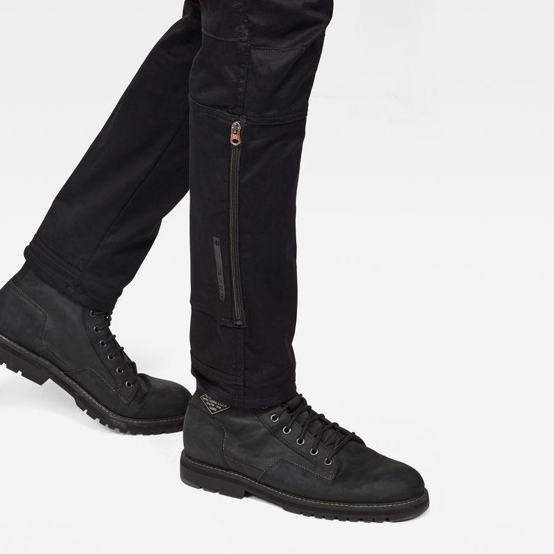 Front Pocket Slim Cargo Pants In 2020 Pants Cargo Pants Black