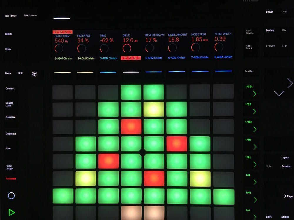 12 Synths Of Christmas Free Ableton Live Pack 149