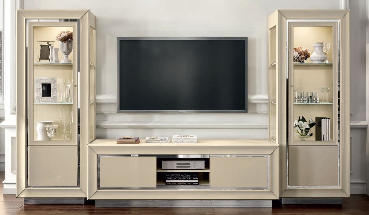 Camel La Star Day Italian Tv Wall Unit Tv Units And Entertainment
