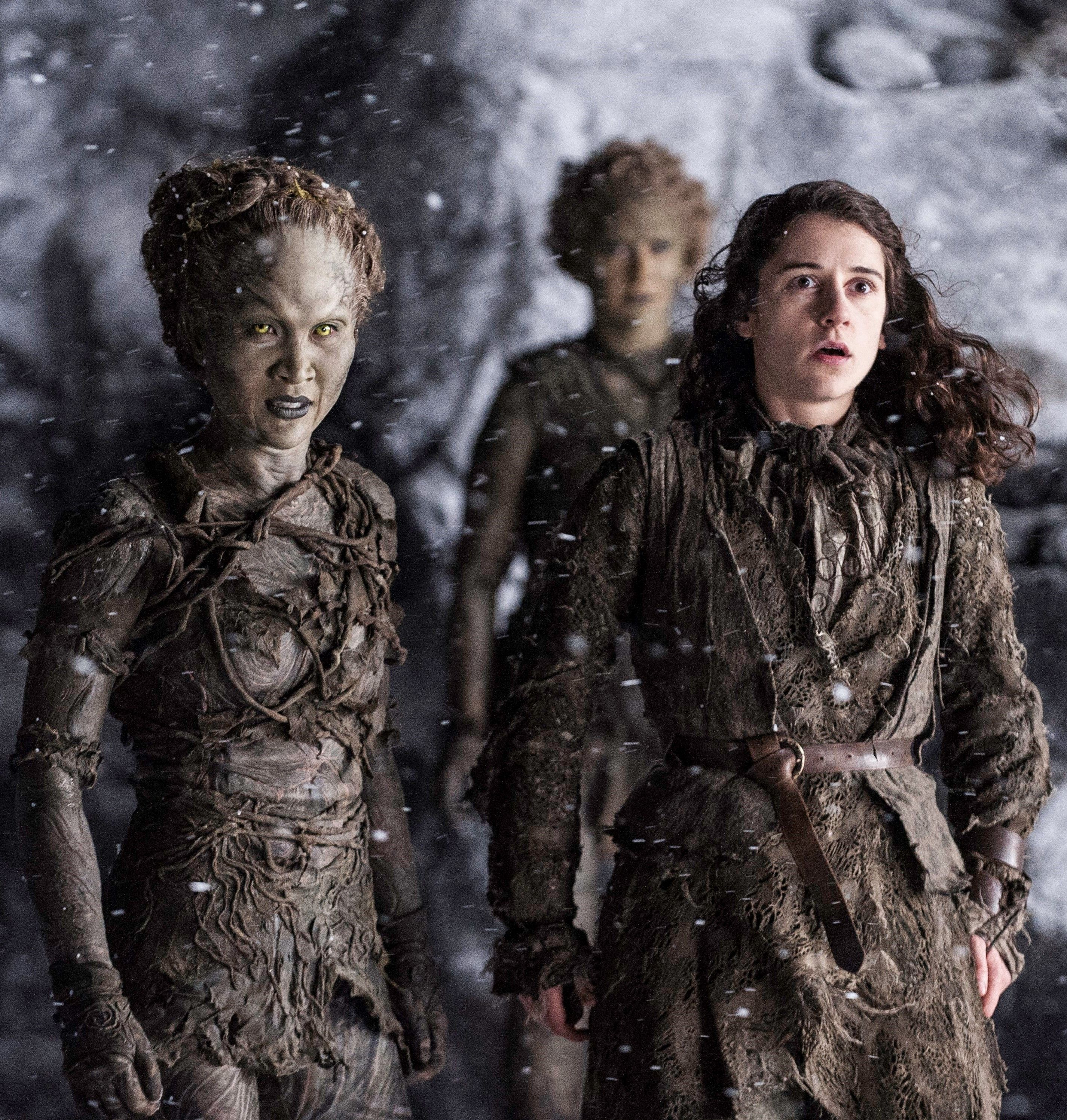 Warriors Fire And Ice Episode 4: Game Of Thrones: All The Pictures From Season 6