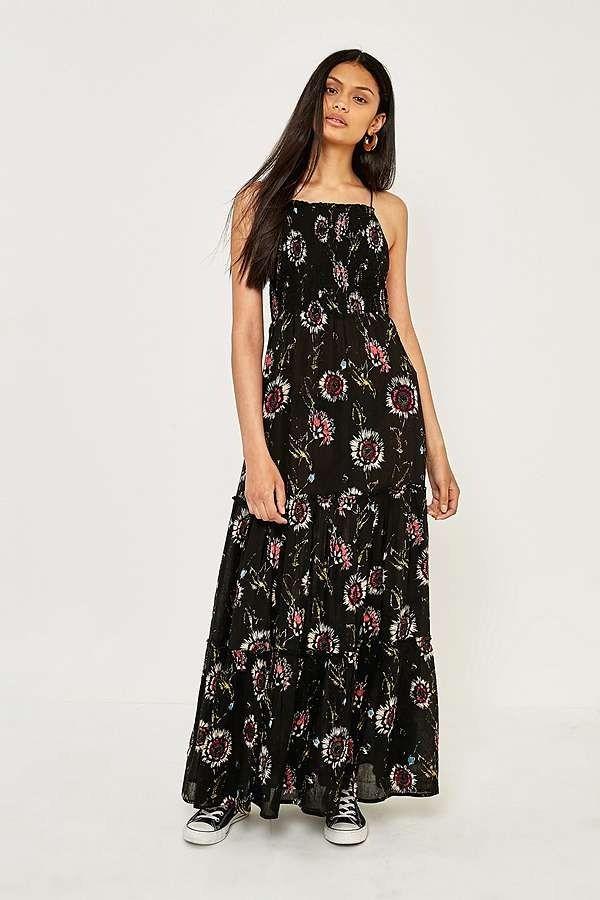 c0b5a7503d1 Free People Garden Party Floral Maxi Dress
