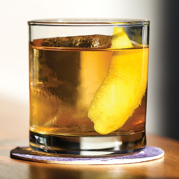 Whisky, Pineapple Cocktail