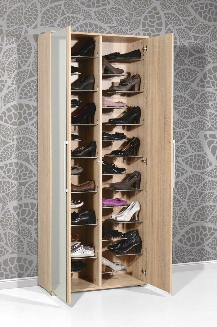 schuhschrank selber bauen eine kreative schuhaufbewahrung idee schuhschrank. Black Bedroom Furniture Sets. Home Design Ideas