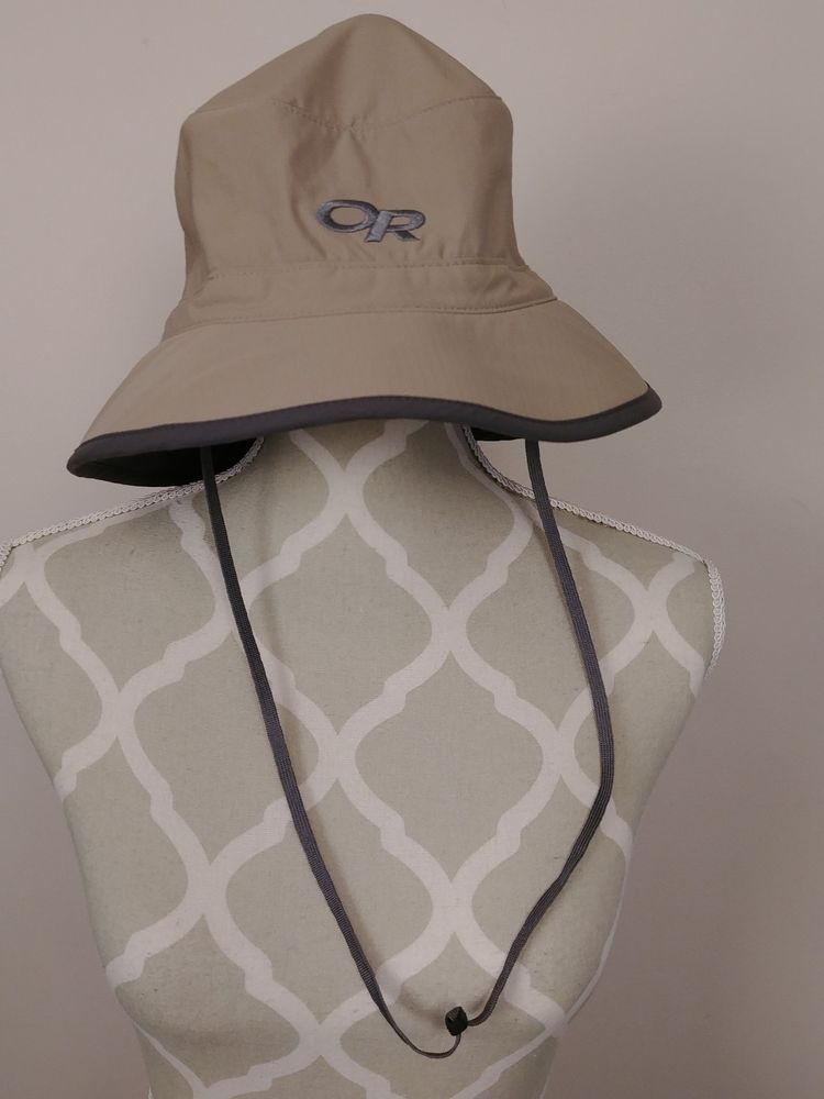 Outdoor Research Sun Bucket Hat UPF 50 Size M Sombriolet  OutdoorResearch   Bucket af6782a8a54c