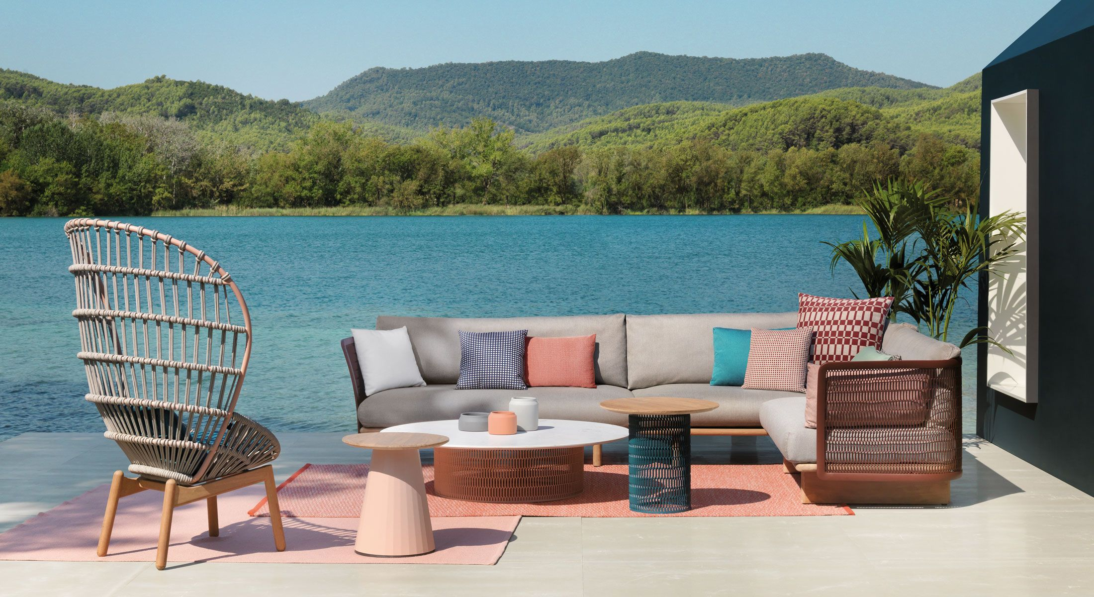 KETTAL | Outdoor Timeless Furniture (With images) | Luxury ... on Fine Living Patio Set id=43214