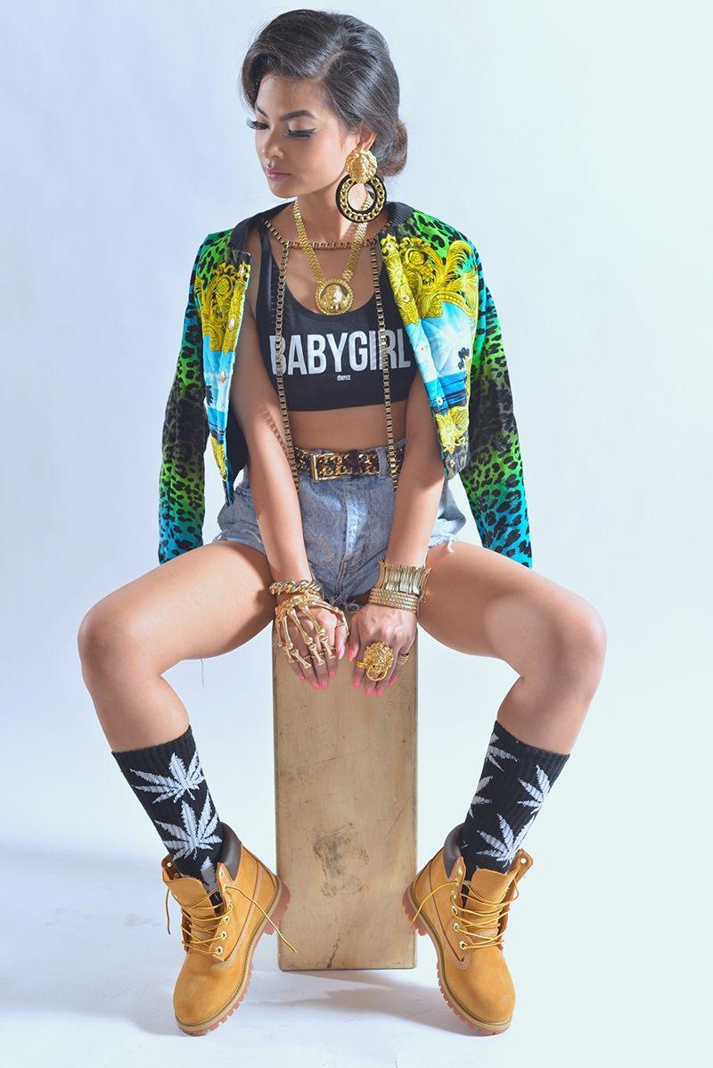 bad girl style