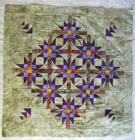 The History Of The Ohio Star Quilt Ehow Quilts