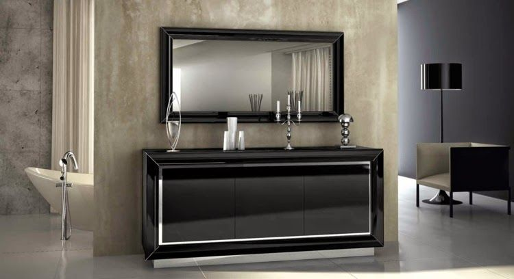 Contemporary Sideboards continue to be Stylish and Functional